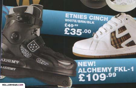 Alchemy Skates