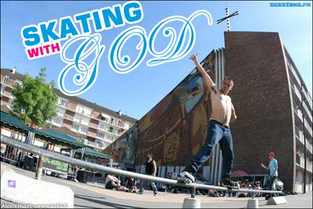 skating with god