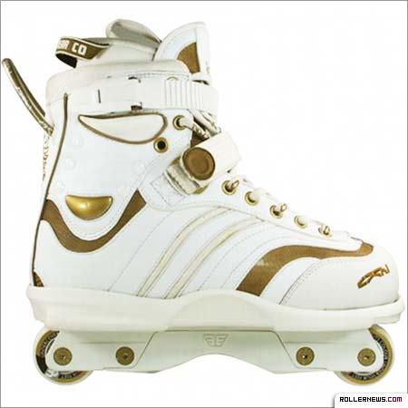 deshi gold skates