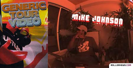 Mike Johnson: Generic Tour Video