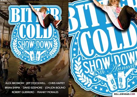 Bitter Cold Showdown 2008 DVD
