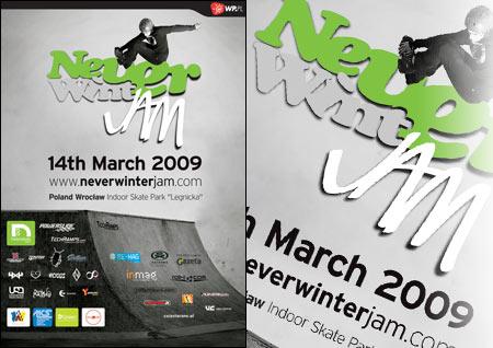 Never Winter JAM 2009