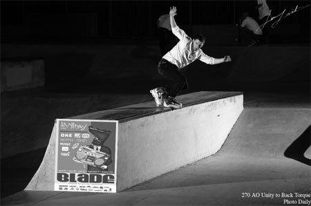skating photo of the day by Ryan Daily