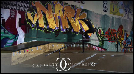 Casualty clothing