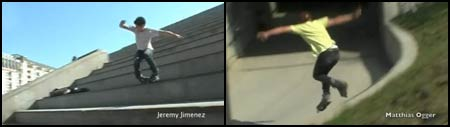 Jeremy Jimenez & Matthias Ogger