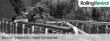 Deshi Carboncast