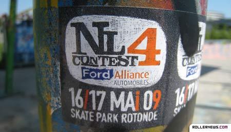 Nouvelle Ligne - NL Contest 2009 (4th Edition, Strasbourg, France) - Results