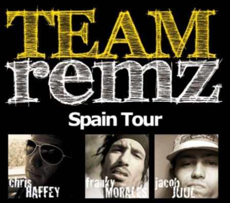 team remz spain tour