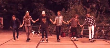 nothing but skateboard inline love