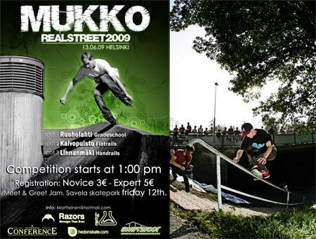 Mukko Real Street 2009
