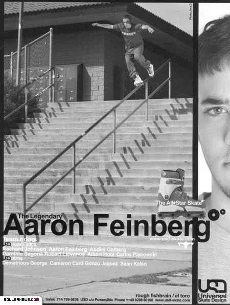 Aaron Feinberg