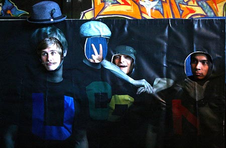 Erik Bailey, Jochen Smuda & Jon Julio
