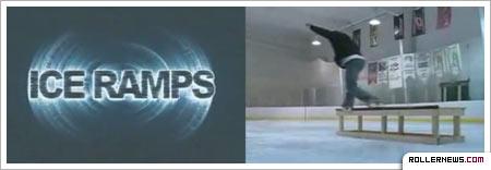 aggressive ice skating