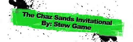 Chaz Sands Invitational