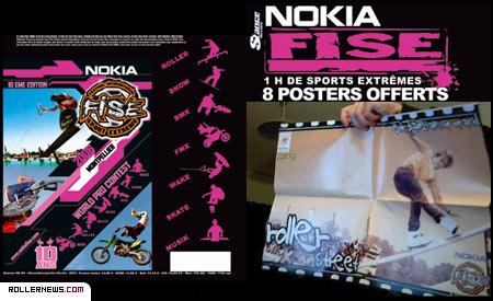 nokia fise dvd with an erik bailey poster