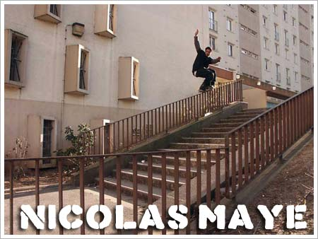 Nicolas Maye