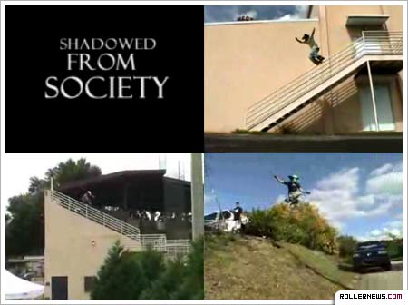 Shadowed From Society : Joey Chase
