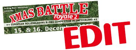 X-mas battle royale
